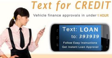 text 4 credit